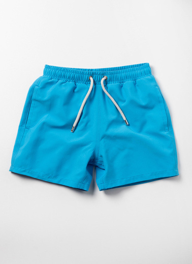 Katia & Bony Color Erkek Çocuk Mayo Şort  Mavi